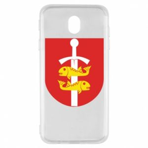 Samsung J7 2017 Case Gdynia coat of arms