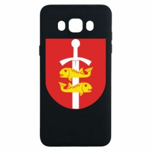 Samsung J7 2016 Case Gdynia coat of arms