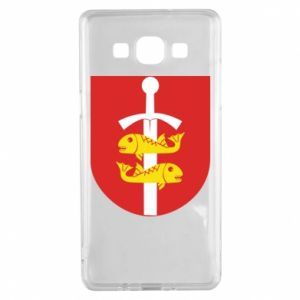 Samsung A5 2015 Case Gdynia coat of arms