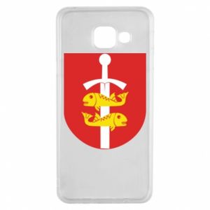 Samsung A3 2016 Case Gdynia coat of arms