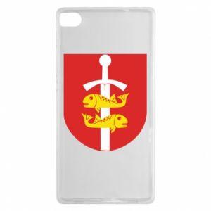 Huawei P8 Case Gdynia coat of arms