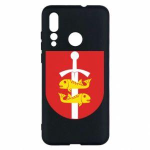 Huawei Nova 4 Case Gdynia coat of arms