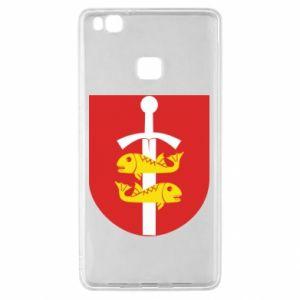 Huawei P9 Lite Case Gdynia coat of arms