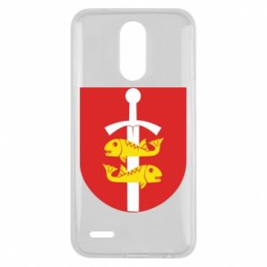 Lg K10 2017 Case Gdynia coat of arms