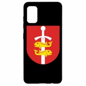 Samsung A41 Case Gdynia coat of arms