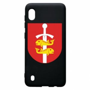 Samsung A10 Case Gdynia coat of arms