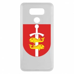 LG G6 Case Gdynia coat of arms