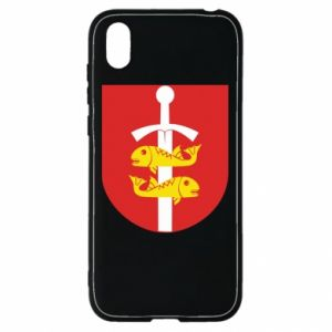 Huawei Y5 2019 Case Gdynia coat of arms