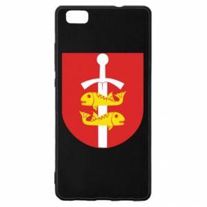 Huawei P8 Lite Case Gdynia coat of arms