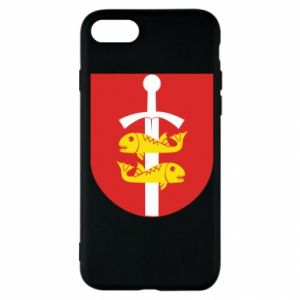 iPhone SE 2020 Case Gdynia coat of arms
