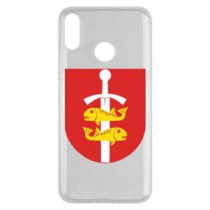 Huawei Y9 2019 Case Gdynia coat of arms
