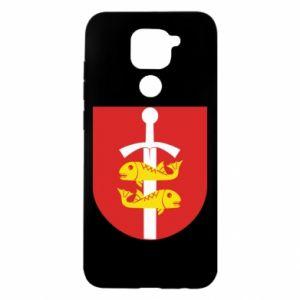 Etui na Xiaomi Redmi Note 9/Redmi 10X Gdynia herb