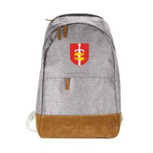 Miejski plecak Gdynia herb