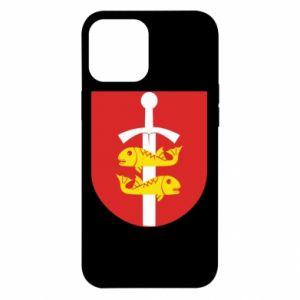 Etui na iPhone 12 Pro Max Gdynia herb