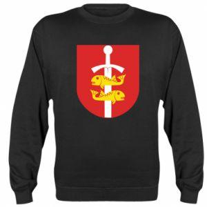 Sweatshirt Gdynia coat of arms