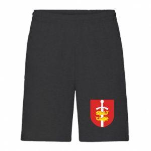 Men's shorts Gdynia coat of arms
