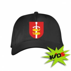 Kids' cap Gdynia coat of arms