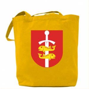Bag Gdynia coat of arms