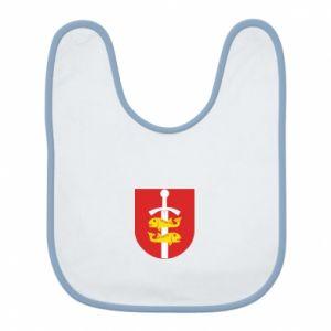 Bib Gdynia coat of arms