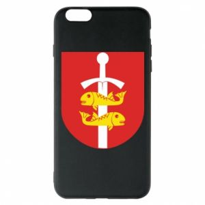iPhone 6 Plus/6S Plus Case Gdynia coat of arms