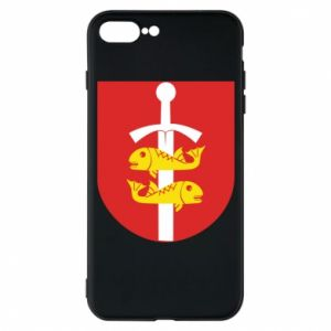 iPhone 7 Plus case Gdynia coat of arms