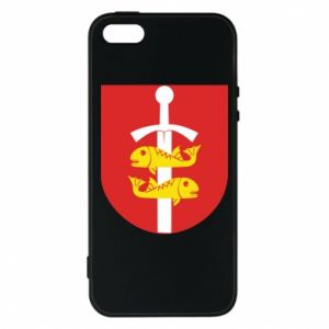 iPhone 5/5S/SE Case Gdynia coat of arms