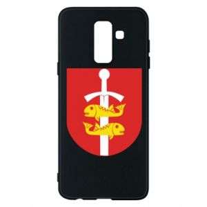 Samsung A6+ 2018 Case Gdynia coat of arms