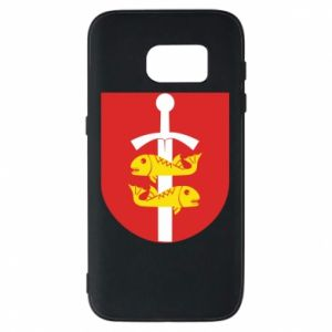 Samsung S7 Case Gdynia coat of arms
