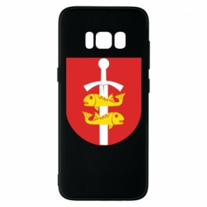 Samsung S8 Case Gdynia coat of arms
