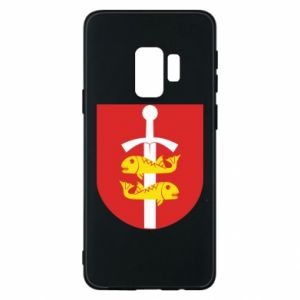 Samsung S9 Case Gdynia coat of arms