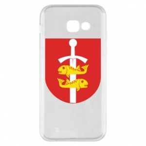 Samsung A5 2017 Case Gdynia coat of arms