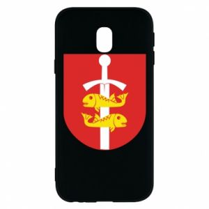 Samsung J3 2017 Case Gdynia coat of arms
