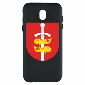 Samsung J5 2017 Case Gdynia coat of arms