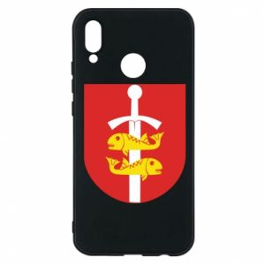 Huawei P20 Lite Case Gdynia coat of arms