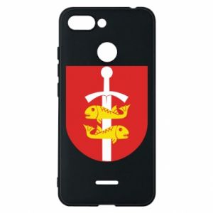 Xiaomi Redmi 6 Case Gdynia coat of arms