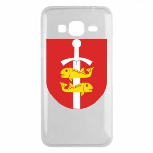 Samsung J3 2016 Case Gdynia coat of arms