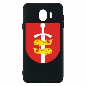 Samsung J4 Case Gdynia coat of arms