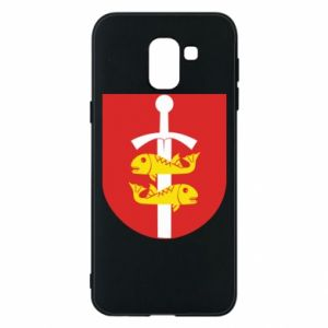 Samsung J6 Case Gdynia coat of arms
