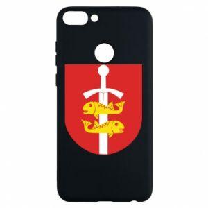 Huawei P Smart Case Gdynia coat of arms