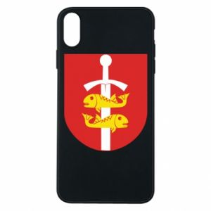 iPhone Xs Max Case Gdynia coat of arms
