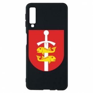 Samsung A7 2018 Case Gdynia coat of arms