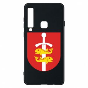 Samsung A9 2018 Case Gdynia coat of arms