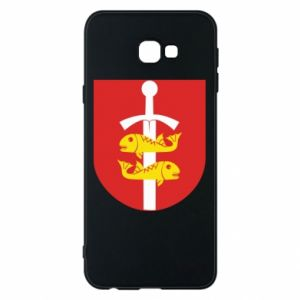 Samsung J4 Plus 2018 Case Gdynia coat of arms