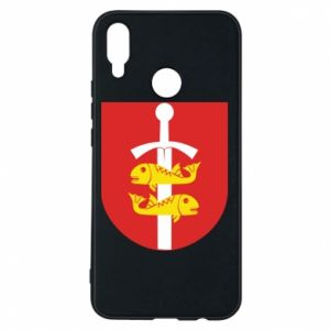 Huawei P Smart Plus Case Gdynia coat of arms