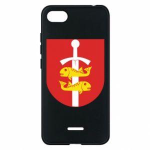 Xiaomi Redmi 6A Case Gdynia coat of arms