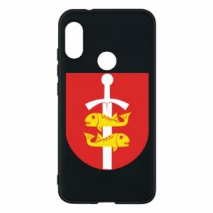 Mi A2 Lite Case Gdynia coat of arms