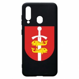 Samsung A60 Case Gdynia coat of arms