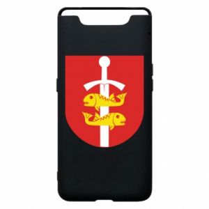 Samsung A80 Case Gdynia coat of arms