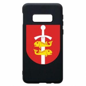 Samsung S10e Case Gdynia coat of arms