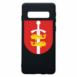 Samsung S10 Case Gdynia coat of arms